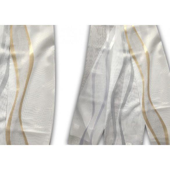 J 2210 eckrü/fehér/arany